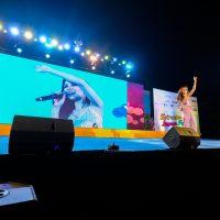 14m LED Screen & Live Video